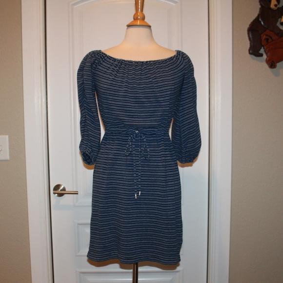 Max Studio Dresses & Skirts - NWT $88 Max Studio London Suzanne Dress Indigo XS